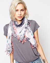 Roxy Sunset Surf Scarf Natural