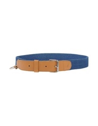 Hogan Belts Blue