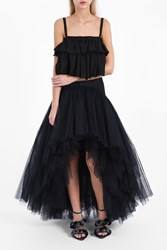 Martin Grant Women S Multi Layer Tulle Skirt Boutique1 Black