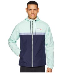 New Balance Nb Athletics 78 Jacket Seafoam Coat Green