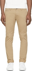 Diesel Khaki Chi Shaped Chinos