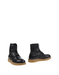 Primabase Ankle Boots Black