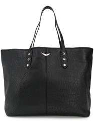 Zadig And Voltaire Mick Bag Black
