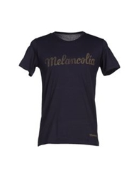 Misericordia T Shirts Steel Grey