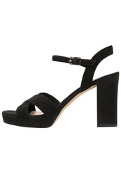 Bruno Premi Platform Sandals Nero Black