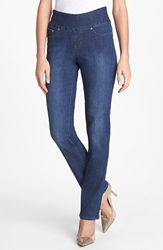 Jag Jeans 'Peri' Straight Leg Jeans Anchor Blue
