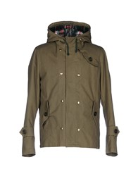 Equipe 70 Equipe' Jackets Military Green