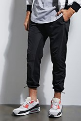 Forever 21 Ing2ing Ribbed Panel Joggers
