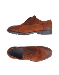 Boemos Loafers Rust