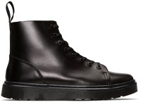 Dr. Martens Black Talib High Top Sneakers