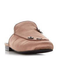 Kenneth Cole Wallace 2 Embellished Mules Pink