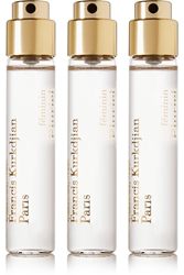 Francis Kurkdjian Fa Minin Pluriel Travel Set Eau De Parfums 3 X 11Ml