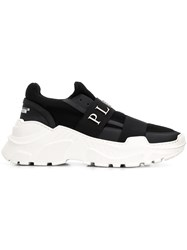 Philipp Plein Runner Statement Sneakers Black