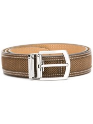 Moreschi 'Barth' Belt Brown