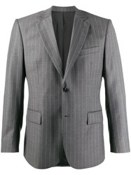 J. Lindeberg J.Lindeberg Donnie Striped Blazer Grey
