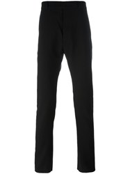 Balmain Slim Fit Trousers Black