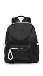 Deux Lux X Shopbop Backpack Black Optic White