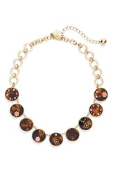 Kate Spade Women's New York 'Out Of Her Shell' Collar Necklace
