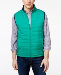 Club Room Men's Reversible Vest Only At Macy's Pretty Pine