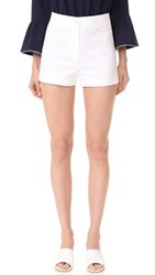 Theory Biquincey Shorts White