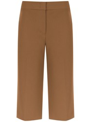 Spacenk Nk High Waisted Culottes Brown