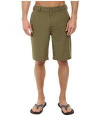 The North Face Pure Vida Walk Short Burnt Olive Green Men's Shorts
