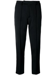 Gcds Classic Tailored Trousers Black