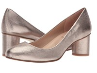 French Sole Trance 2 Champagne Ferer Metallic Women's Shoes Gold