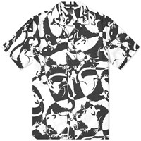Ksubi Klub Rat Vacation Shirt Black
