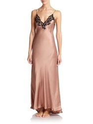 La Perla Maison Silk Long Gown