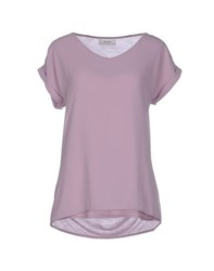 Alpha Studio Topwear T Shirts Women