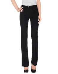 Clips More Trousers Casual Trousers Women Black