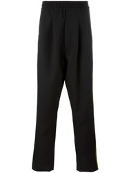 J.W.Anderson Loose Fit Cropped Trousers Black