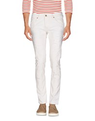 Maison Clochard Jeans White