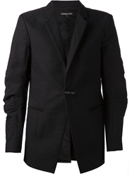 Alexandre Plokhov Articulated Blazer Black