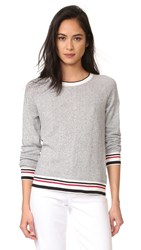 Soft Joie Richardine Sweatshirt Heather Grey