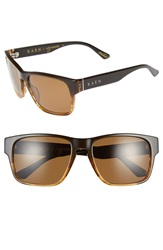 Raen 'Yuma' 57Mm Polarized Sunglasses Rye Brown