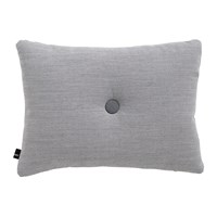 Hay Surface Dot Cushion 45X60cm Light Grey