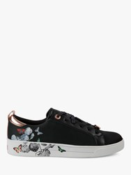820cbfbd75b Ted Baker Orosa Lace Up Trainers Black