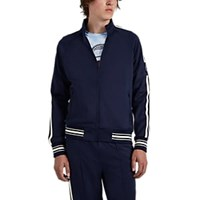 Ovadia And Sons Side Striped Track Jacket Navy