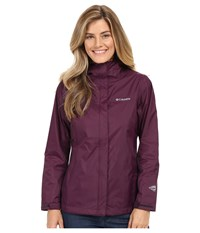 Columbia Arcadia Ii Jacket Purple Dahlia Women's Coat
