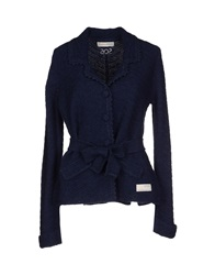 Odd Molly Cardigans Dark Blue