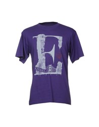 Ezekiel T Shirts Purple