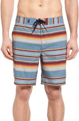 Vans Men's Rockaway Stripe Board Shorts