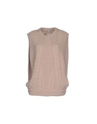 By Zoe Sweaters Beige