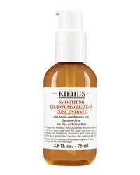 Kiehl's Smoothing Oil Infused Leave In Concentrate 2.5 Oz.