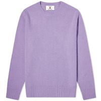 Harmony Sporty And Rich X Brushed Wool Crew Knit Purple