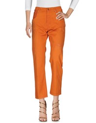 People Jeans Orange