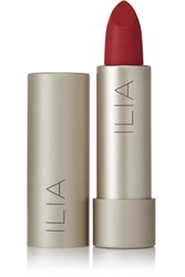 Ilia Lipstick Lucy's Party Red