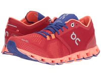 On Cloud X Red Flash Women's Shoes